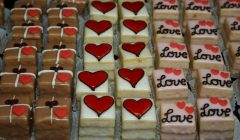 Petit Fours Liebe